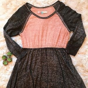 Free People Color Block Dress ✨